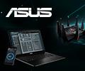 Скидки до 40% по промокоду на сетевое оборудование ASUS.