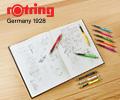 Экстрабонусы 10% от цены за канцтовары Rotring.