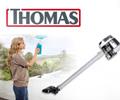 Скидка 100% на стеклоочиститель THOMAS WindowJet при заказе с ручным пылесосом Thomas Quick Stick Ambition.