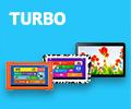 Скидка 10% по промокоду на детские планшеты TurboKids и MonsterPad.