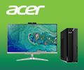Экстрабонусы за компьютеры и моноблоки Acer