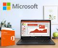 MICROSOFT Office для дома и учебы 2016 за 2 190 руб. при покупке в комплекте с ноутбуком.