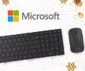 Скидки до 30% по промокоду на аксессуары Microsoft.