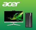 Рассрочка 0-0-24 на компьютеры и моноблоки Acer с Windows 10.