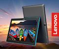 CashBack 10% в виде бонусов в личный кабинет по промокоду LENOVOXMAS за покупку планшетов Lenovo.