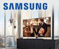 До 9000 экстрабонусов за телевизоры Samsung.