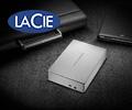 Скидка 10% по промокоду на внешние жесткие диски Lacie.