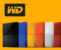Экстрабонусы 8% за внешние жесткие диски WD.