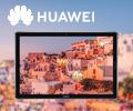 Рассрочка на 12 месяцев на планшеты Huawei.