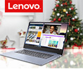 Скидки до 5000 рублей по промокоду на ноутбуки Lenovo на базе процессоров Intel.