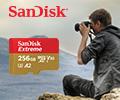 Экстрабонусы 10% за покупку карт памяти Sandisk.