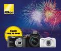Экстрабонусы 10% за фотоаппараты Nikon.