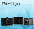 Скидка 10% по промокоду на автомобильную электронику Prestigio.