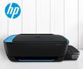 Скидка 10% по промокоду на принтеры и МФУ HP.