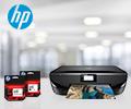 Скидки на комплекты МФУ HP + расходные материалы.