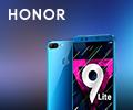 Экстрабонусы 1000 рублей за покупку смартфонов Honor 9 Lite.
