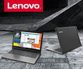Скидки до 10000 рублей по промокоду на ноутбуки Lenovo.