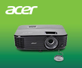 Суперцена на проектор Acer X1223H.