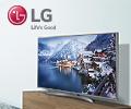 Экстрабонусы в размере 10% от цены за телевизоры LG.