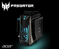Экстрабонусы до 50000 рублей за игровые ПК Acer и Predator.