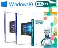 ПО Eset NOD32 Internet Security 1 ПК 1 год в подарок за Microsoft Windows 10.