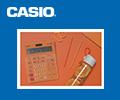 Экстрабонусы 25% за калькуляторы Casio.