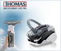 Скидка 100% на стеклоочиститель THOMAS WindowJet при заказе с моющим пылесосом THOMAS VESTFALIA.