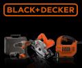 Скидки до 20% по промокоду на ассортимент товаров Black&Decker.