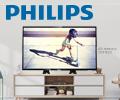 До 4000 экстрабонусов за телевизоры Philips.