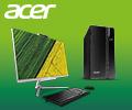 Экстрабонусы до 4000 рублей за ПК и моноблоки Acer.