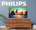 Рассрочка на 24 месяца на телевизоры Philips.