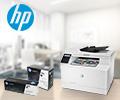 Экстрабонусы 10% за принтеры, МФУ и картриджи HP.