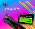 Скидки до 20% по промокоду на SSD-накопители ADATA.