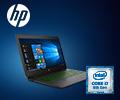 Скидка 5000 рублей по промокоду на ноутбуки HP на базе процессоров Intel.