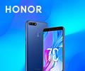 До 6000 экстрабонусов за смартфоны Honor.