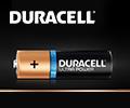 Скидка 40% по промокоду на батарейки Duracell.