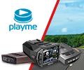 Скидки до 15% на радар-детекторы и комбо-устройства Playme.