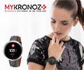 Скидка 10% по промокоду на смарт-часы MyKronoz.