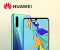 Скидка 100% по промокоду на планшет Digma и фитнес-трекер Huawei при заказе со смартфонами Huawei P30 или P30 Lite.