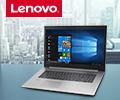 Экстрабонусы 10% за ноутбуки Lenovo с Windows 10.