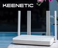 Скидка 10% по промокоду на беспроводные роутеры Keenetic.