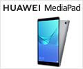 Бонусы 5% при покупке HUAWEI Mediapad.