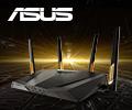 Скидки до 15% по промокоду на сетевое оборудование ASUS.