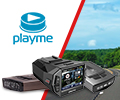 Cкидки до 15% по промокоду на видеорегистраторы Playme.