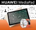 Скидки до 2000 рублей на планшеты и носимые устройства Huawei
