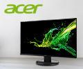 Экстрабонусы 10% за мониторы Acer