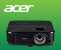 Специальное предложение на проекторы Acer.