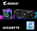 Купи процессор Intel® Core™ F серии в комплекте с графической картой Gigabyte и получи скидку до 2600 рублей!