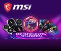 Купи видеокарту MSI из списка и получи до 120$ на свой кошелёк Steam.