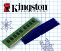 Скидка 10% по промокоду на модули памяти Kingston.
